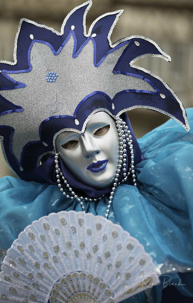 Maskenträger, Hallia Venezia 2013