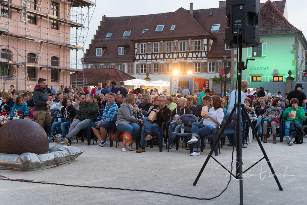 Open Air Kino 2015